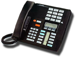 picture of nortel telephone