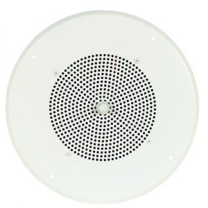 "picture of 8"" ceiling speaker"